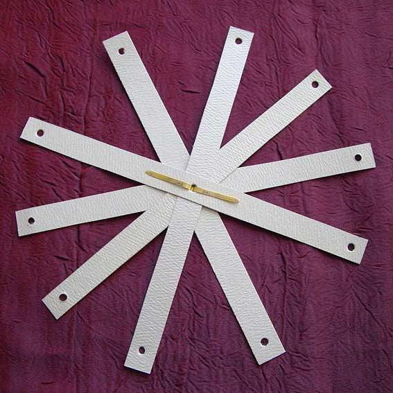 Faire une boite triangulaire - Fabriquer boule de noel en papier ...